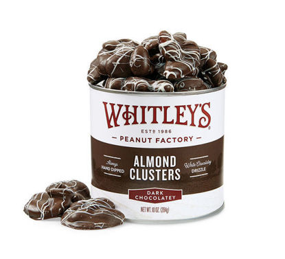 Picture of Dark Chocolatey Almond Clusters 10 oz.